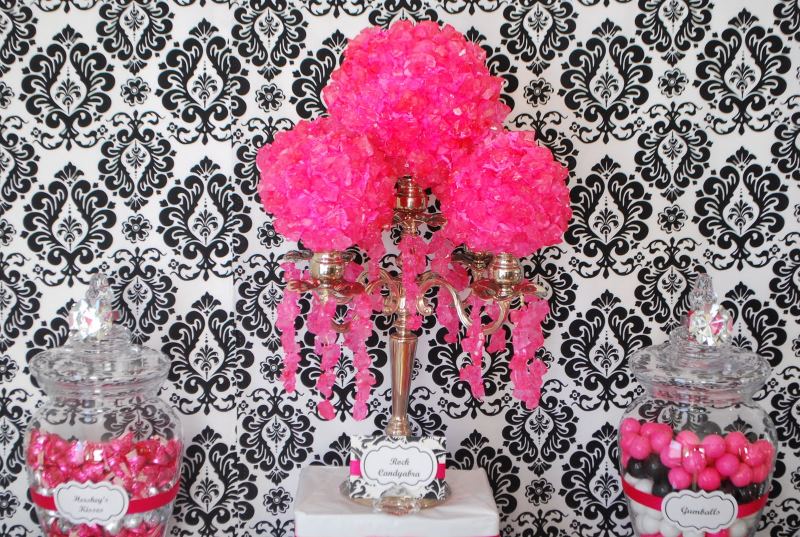 Diy how to create rock candy topiary balls