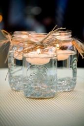 mason-jar-tealight-candles-for-diy-wedding-decor